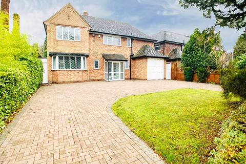 4 bedroom detached house - Dove House Lane, Solihull