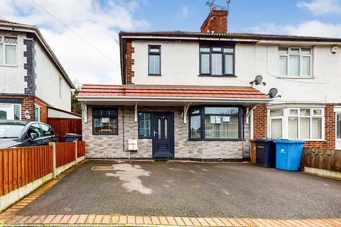4 bedroom semi-detached house for sale - Foremark Avenue,Derby,City Of Derby,DE23 6JR