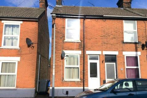 2 bedroom end of terrace house for sale - Tennyson Road, Ipswich