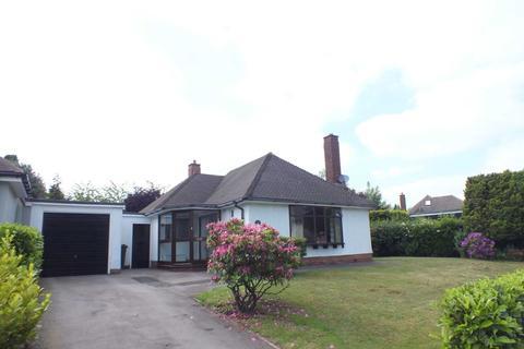 2 bedroom detached bungalow to rent - Tudor Grove, Sutton Coldfield