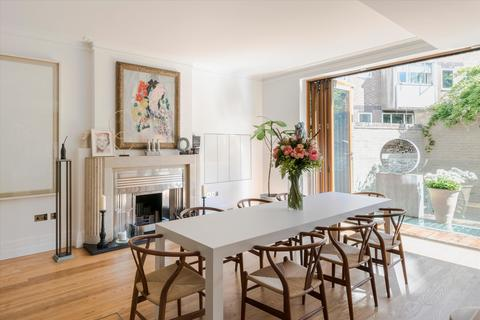 4 bedroom terraced house to rent - Radnor Place, Hyde Park, London, W2.
