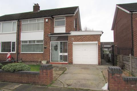 3 bedroom semi-detached house to rent - Bradwell Drive, Cheadle, SK8