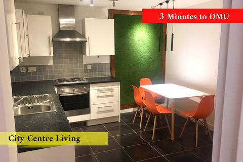 3 bedroom flat to rent - Friar Lane, Leicester