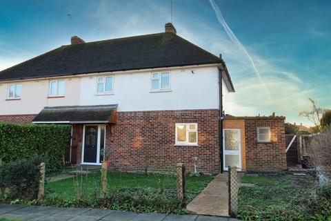 3 bedroom semi-detached house for sale - Danes Way, Pilgrims Hatch, Brentwood, Essex, CM15
