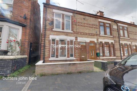 5 bedroom terraced house to rent - Lord Street, Crewe