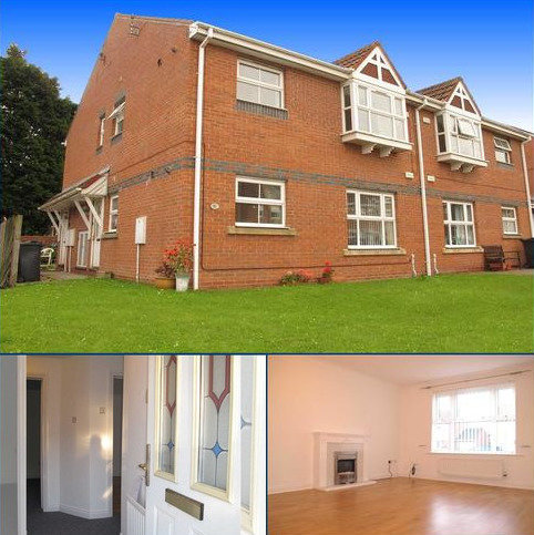 2 bedroom apartment to rent - Hillheads Court, Whitley Bay
