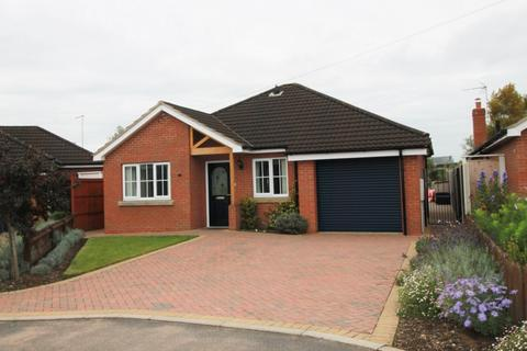 3 bedroom bungalow for sale - Fearn Close, Breaston, DE72