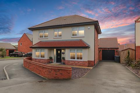 4 bedroom detached house for sale - Pomegranate Road, Chesterfield