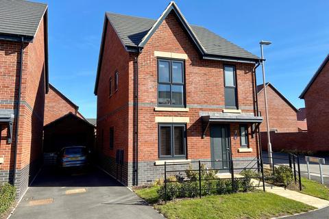3 bedroom detached house for sale - Dairy Lane, Ashby-de-la-Zouch