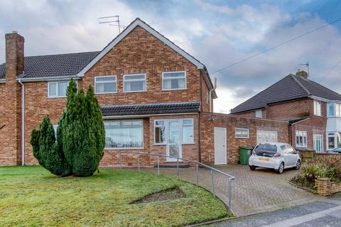 3 bedroom semi-detached house for sale - Malvern Road, Headless Cross, Redditch, B97 5DP