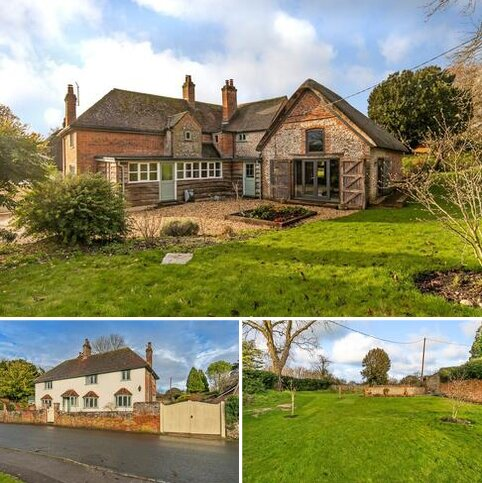 3 bedroom detached house for sale - Crawley, Winchester, SO21