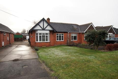 2 bedroom semi-detached bungalow for sale - Tinkers Lane, Waddington