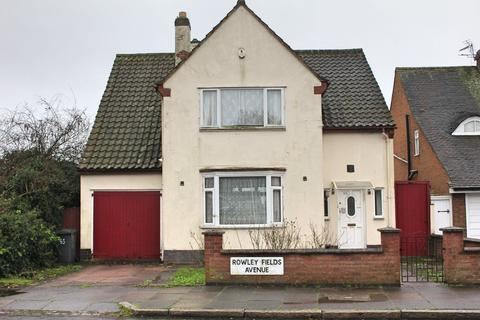 3 bedroom detached house for sale - Rowley Fields Avenue, Rowley Fields, Leicester