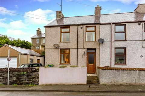 2 bedroom end of terrace house for sale - Bryncelyn Road, Talysarn, Caernarfon, Gwynedd, LL54