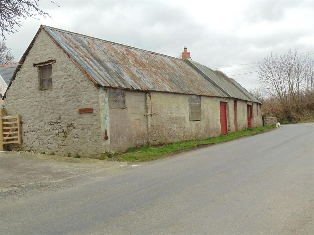 3 Bedrooms Farm House Character Property for sale in Targate Barn, Targate Farm, Freystrop, Nr Haverfordwest, Pembrokeshire