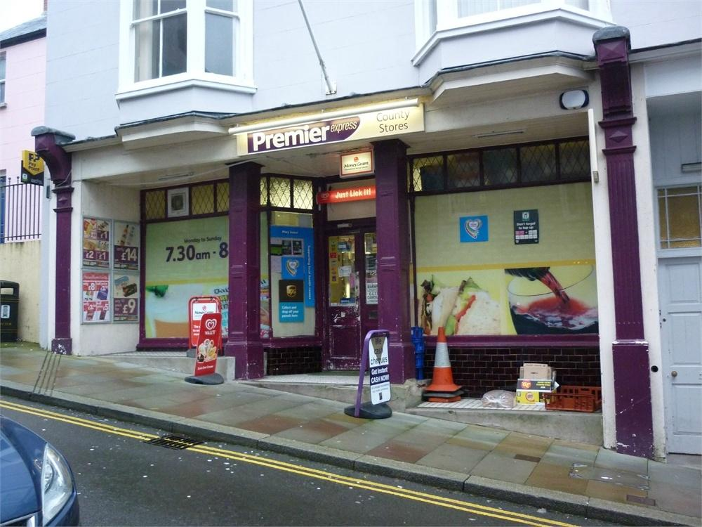 Town House for sale in County Stores, 15 Market Street, Haverfordwest, Pembrokeshire