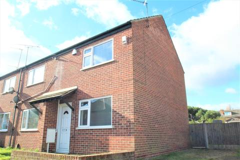 2 bedroom end of terrace house - Bunting Street, Dunkirk,