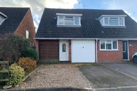 3 bedroom semi-detached house for sale - Park Close, Cosby, Leicester