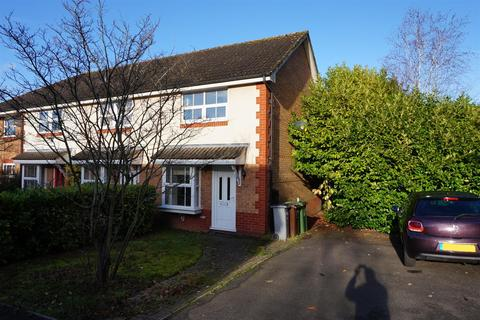 2 bedroom end of terrace house - Charterhouse Drive, Hillfield, Solihull, B91 3FH