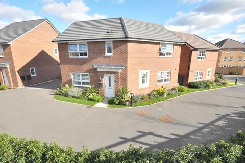 3 bedroom detached house for sale - Helmsley Road, Grantham