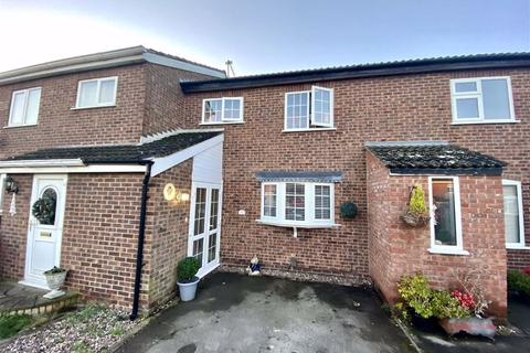 3 bedroom townhouse for sale - Kerry Close, Barwell
