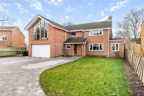 4 bedroom detached house for sale - Chartwell Close, Allbrook, Eastleigh, Hampshire