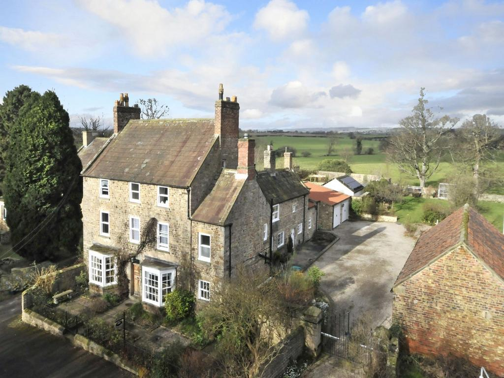 7 Bedrooms Detached House for sale in The Old Rectory, Patrick Brompton, Bedale, North Yorkshire