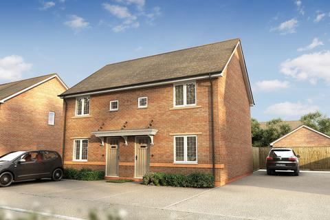2 bedroom mews - Plot 287, Sinclair at Wistaston Brook, Wistaston Brook, Church Lane, Wistaston, Crewe CW2