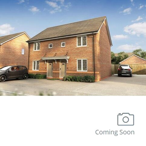 2 bedroom mews for sale - Plot 287, Sinclair at Wistaston Brook, Wistaston Brook, Church Lane, Wistaston, Crewe CW2