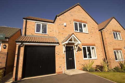 4 bedroom detached house for sale - Plot 80, The Roseberry at Eaton Place, Higham Lane CV11