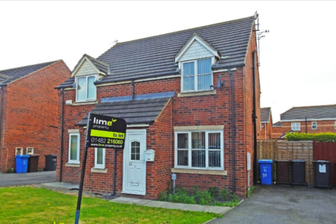 2 bedroom semi-detached house to rent - Ferry Meadows Park, Kingswood, HU7