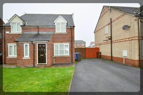 2 bedroom semi-detached house to rent - Ferry Meadows Park, Kingswood, Hull, HU7 3DF