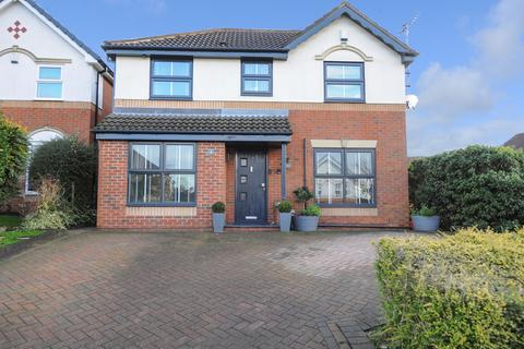 4 bedroom detached house for sale - Limekiln Way, Barlborough, Chesterfield