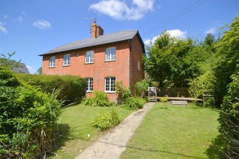 3 bedroom semi-detached house for sale - Townsend Farm Cottages, Horton