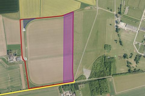 Land to rent - Land at South Carlton, Lincoln