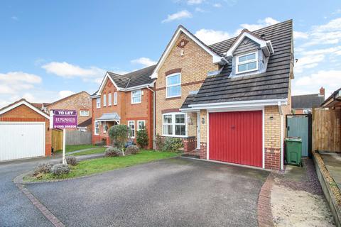 4 bedroom detached house to rent - Lemontree Lane, Loughborough