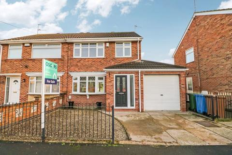 3 bedroom semi-detached house for sale - Hawkshead Green, Anlaby Common