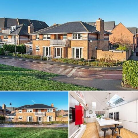 5 bedroom detached house for sale - Lumley Way, Great Park, Gosforth, Newcastle Upon Tyne