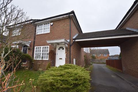2 bedroom semi-detached house to rent - Skelton Close, Luton