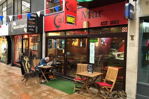 Cafe for sale - Picton Arcade, Swansea