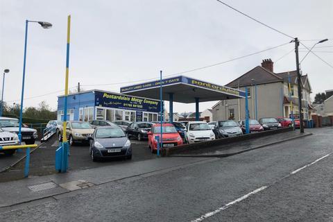 Petrol station for sale - 195 St. Teilo Street, Swansea