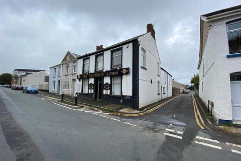 Pub for sale - Maescanner Road, Dafen, Llanelli
