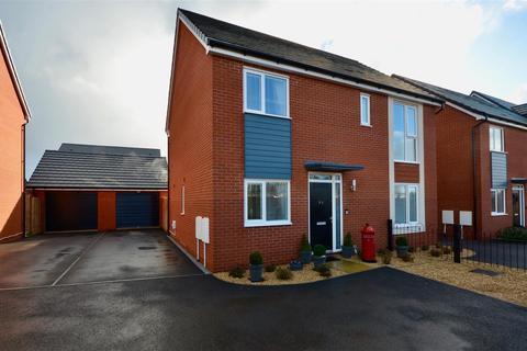 4 bedroom detached house for sale - Apple Tree Close, Norton Fitzwarren, Taunton