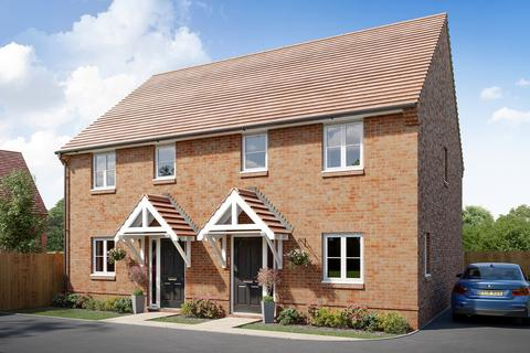 Linden Homes - Boorley Park - The Byford - Plot 49 at Kestrel Park, Bursledon Road, Bursledon SO31