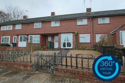 3 bedroom terraced house for sale - Thorn Close, Exeter