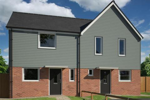 2 bedroom semi-detached house for sale - Ox Leasowe, Bishops Castle, SY9 5PF
