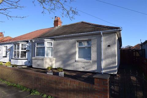 2 bedroom semi-detached bungalow for sale - West Avenue, South Shields