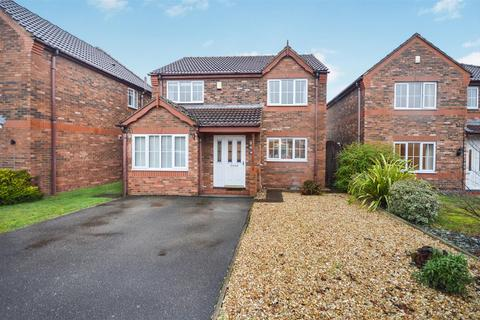 4 bedroom detached house for sale - Rivermead Close, Lincoln