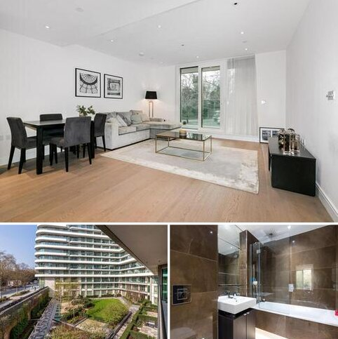 2 bedroom apartment for sale - Altissima House, Vista Chelsea Bridge, London, SW11