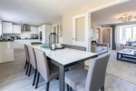 4 bedroom detached house - The Shelford - Plot 97 at Darcie Park, Darsdale Farm, Chelveston Road NN9
